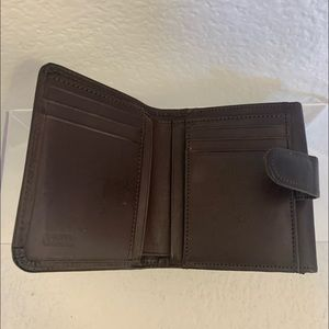 None Bags - Women Leather Brown Wallet